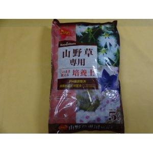 画像1: 山野草専用培養土(5ℓ)