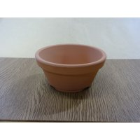 素焼き浅鉢 3.5号(常滑焼)