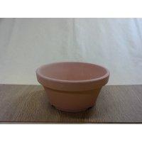 素焼き浅鉢 6号(常滑焼)