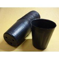 黒丸深型ポリポット9cm(50入)
